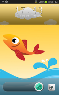 Classic Fish GO Locker - screenshot thumbnail