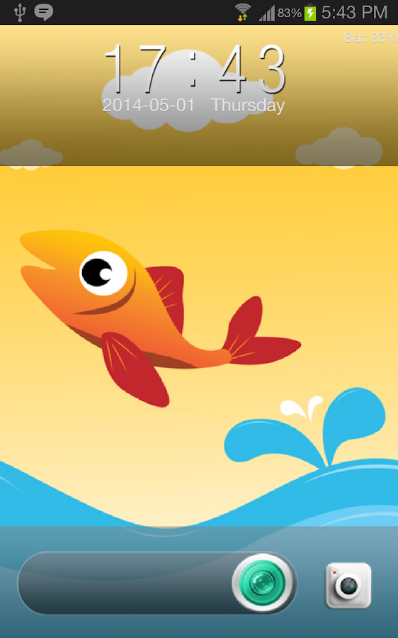 Classic Fish GO Locker - screenshot