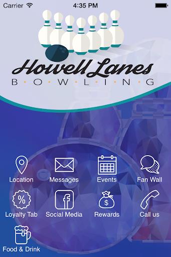 玩免費體育競技APP|下載Howell Lanes app不用錢|硬是要APP