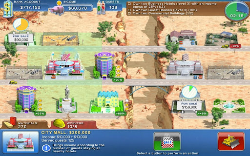 Hotel Mogul Lite screenshot