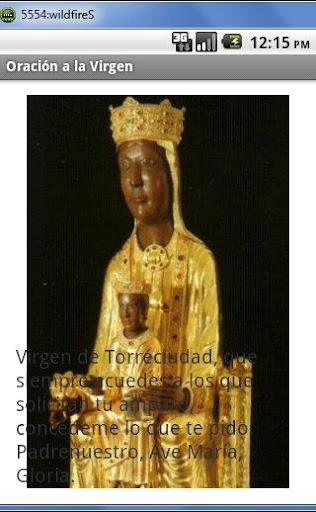 Virgen de Torreciudad