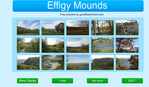 Effigy Mounds Jigsaw