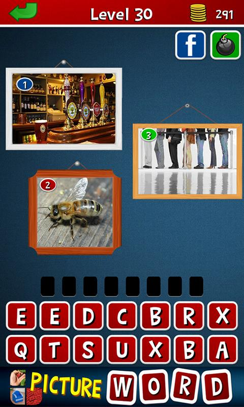 Picture Word - screenshot