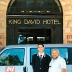 Voor King David, Jerusalem