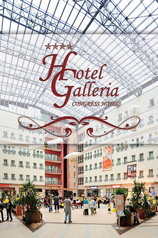 Hotel Galleria- screenshot