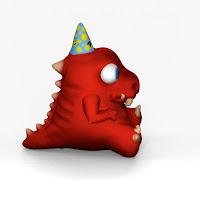 Baby Dino Dude 2.5-Inch