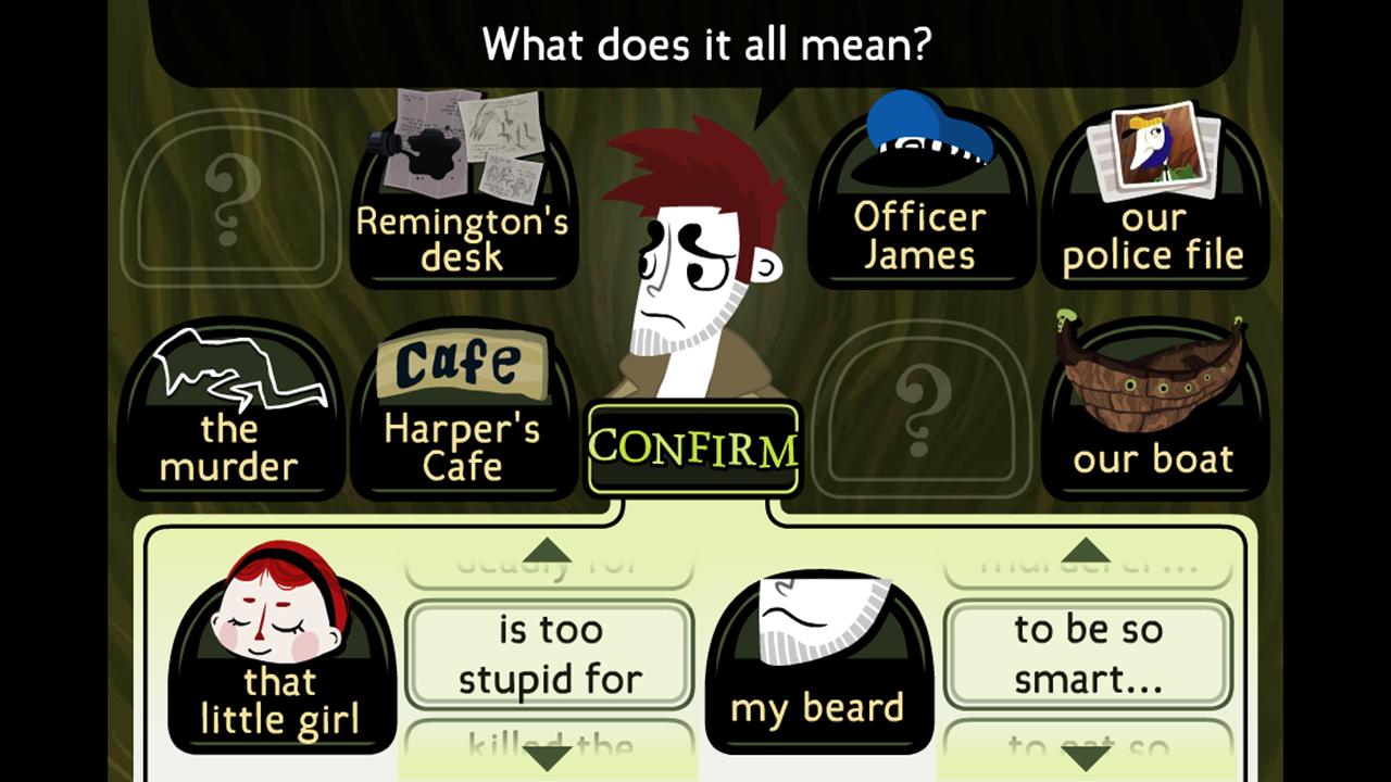 Detective Grimoire screenshot #12