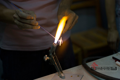 琉璃珠工藝