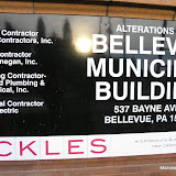 Bellevue Borough Building Renovation