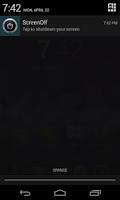 Screenshot of Screen Off & Lock Widget