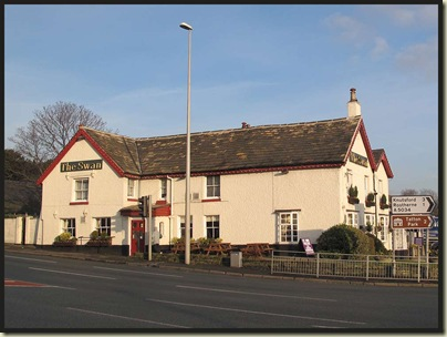 The Swan at Bucklow Hill
