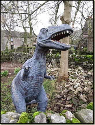 The Alstonefield Dinosaur