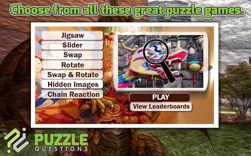 Dragon Puzzle Games