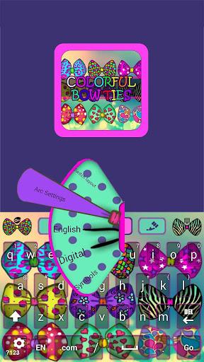 【免費個人化App】Bow Ties Keyboard-APP點子