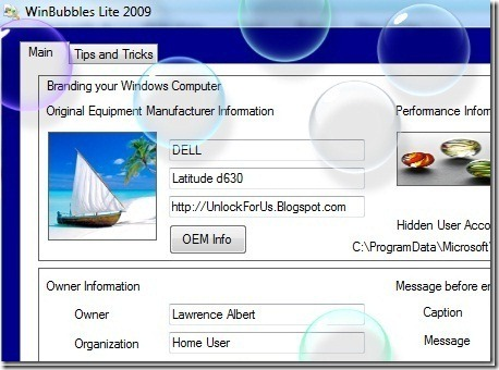 tweakui pour windows 7