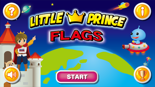 Little Prince Flags - World