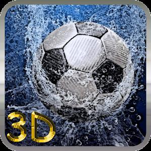Football 3D Icon