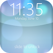 iOS 7 Lockscreen Parallax HD