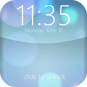 iOS 7 Lockscreen Parallax HD APK