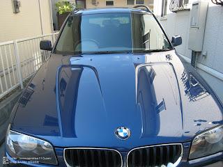 BMW X3 06y 実践一ヶ月目