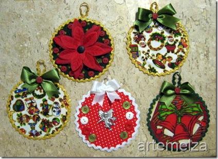 Artemelza Arte E Artesanato 205 Ndice De Natal Christmas