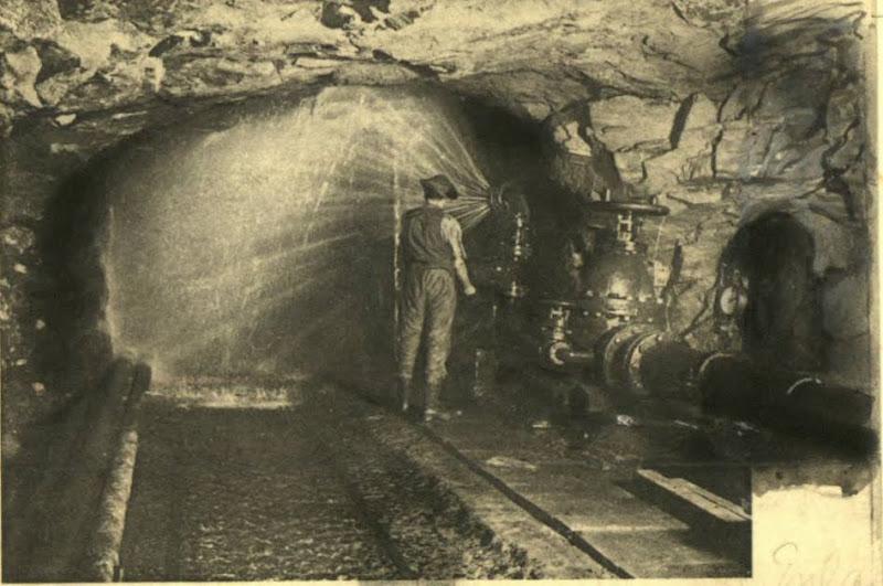 История строительства Сент-Готтардского туннеля