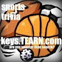 Basketball Americas (Keys) logo