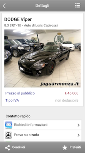 Jaguar Monza - screenshot thumbnail