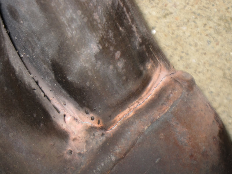 Replacing cracked exhaust manifold!!! - JeepForum com