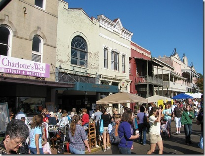 Sweet Magnolia Soul The Canton Ms Flea Market Quot A Good Southern Experience
