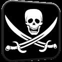 The Pirate Flag Live Wallpaper icon