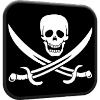 The Pirate Flag Live Wallpaper