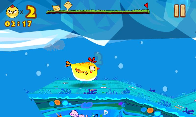 Run Run Chicken 2012 - screenshot