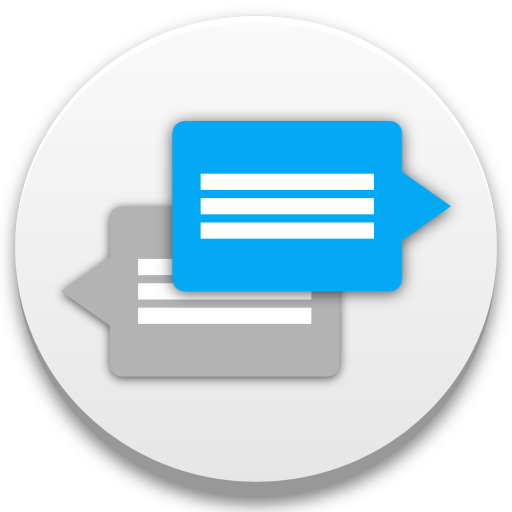 Hyalin Blue - EvolveSMS 個人化 App LOGO-APP試玩