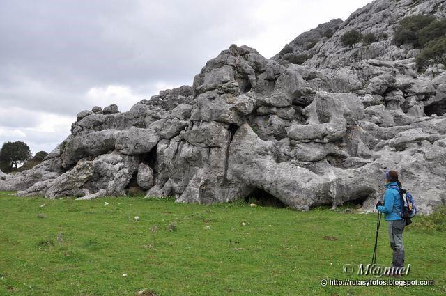 Benaocaz - Casa Fardela - El Dornajo - Salto del Cabrero