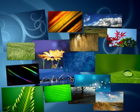 خلفيات KDE4 Wallpapers