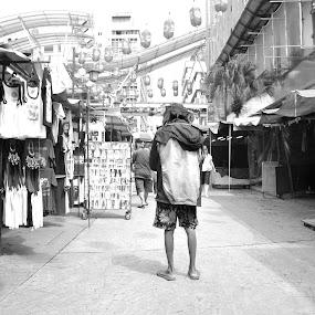 To Petaling Street by Karyn Leong - City,  Street & Park  Historic Districts ( kuala lumpur, china town,  )