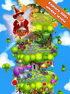 Fruit Land – match3 adventure- screenshot thumbnail