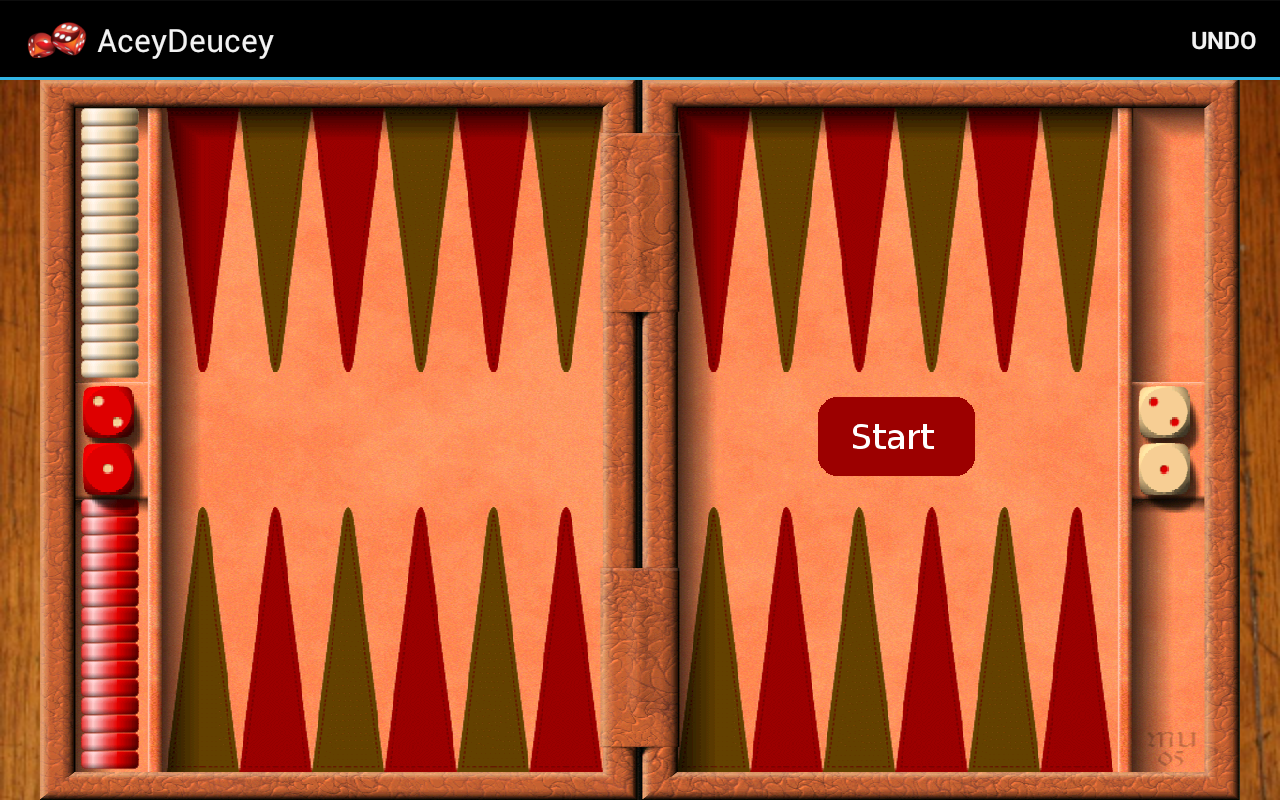 play acey ducey backgammon online