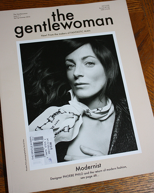 Great Read: The Gentlewoman