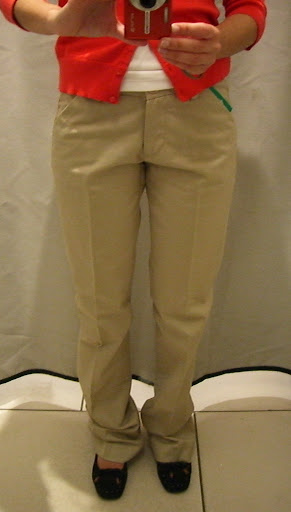 Alterations Needed: United Colors of Benetton Pants