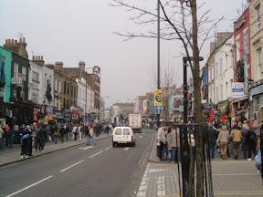 Día 2. Camden Town y el Támesis.