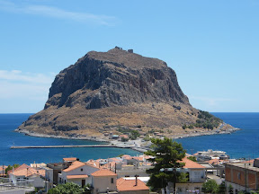 Qué ver en el Peloponeso