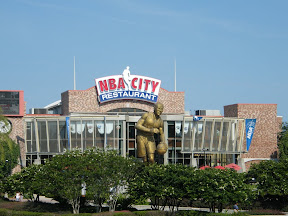 NBA City Restaurant Orlando