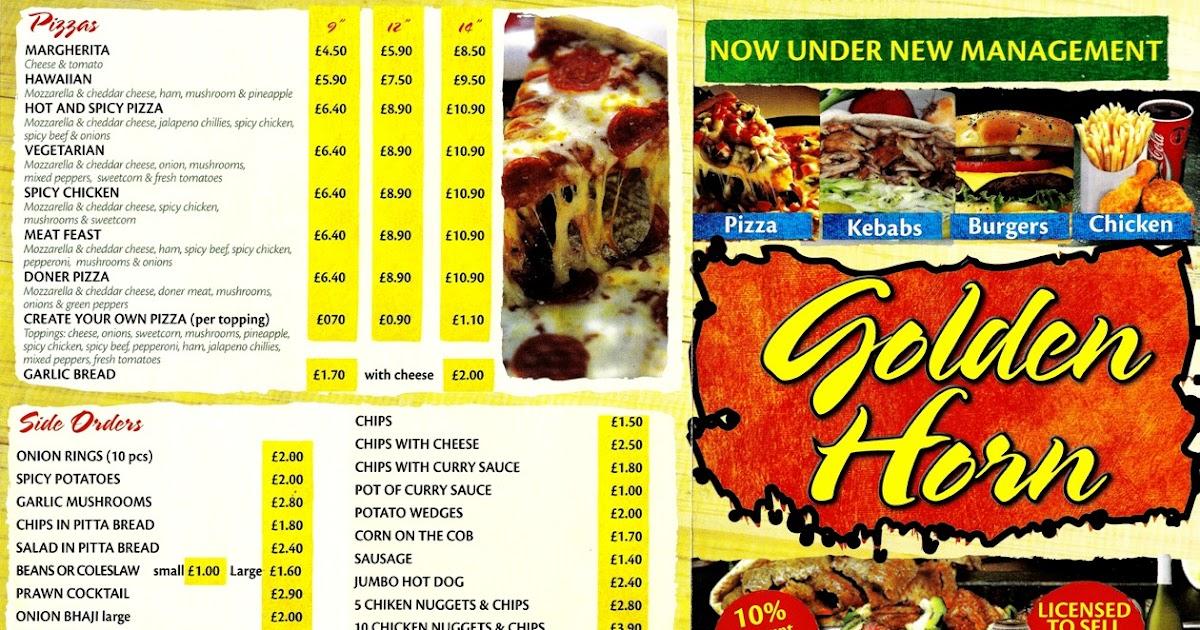 Greek Food Fulton Menu