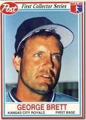 George Brett Post