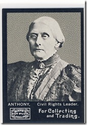 Mayo Legend Susan B. Anthony