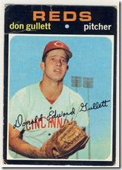 1971 124 Don Gullett