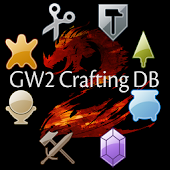 Guild Wars 2: Crafting DB