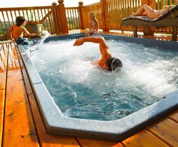 spa de nage encastrable spa nage encastrable sur enperdresonlapin. Black Bedroom Furniture Sets. Home Design Ideas